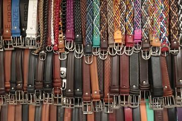Cinturones de pielo variados 2