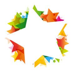 Etoiles - Stars frame