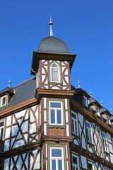 Fachwerkbau in Wernigerode_2