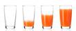 Set of glasses juice - 71429473