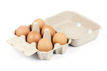 Paper Egg Tray