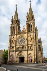 Church Sacre Coeur in Moulins