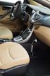 canvas print picture - Luxury car interior