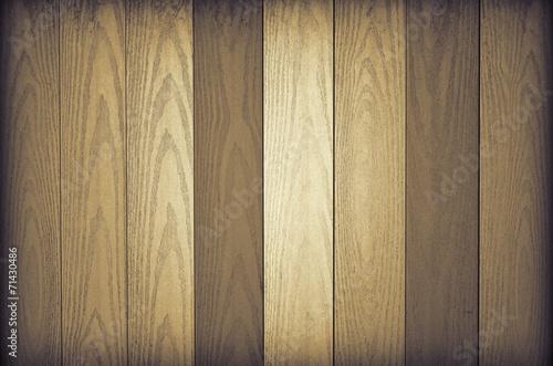 Poster Brown Wood Panel