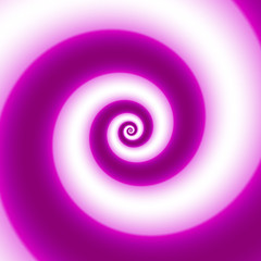Spiral abstract background
