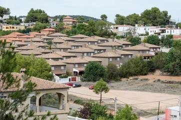 urbanización en españa