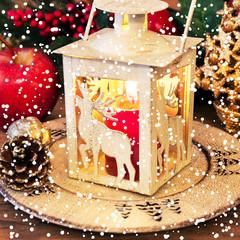Laterne - Weihnachten