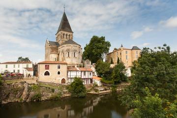 Eglise de Mareuil-sur-Lay