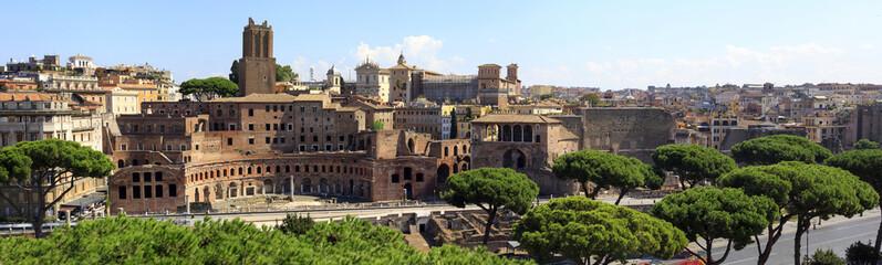 Ruins of Trajan's Market