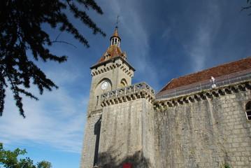 Château de Rocamadour, France