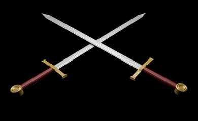 Black swords