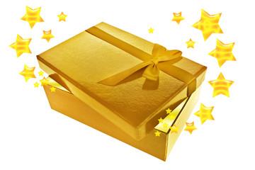 Geschenk - Gold