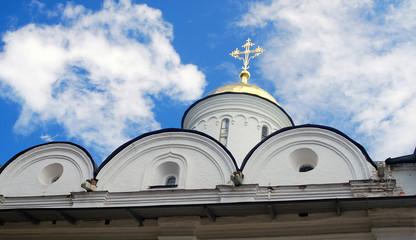 Holy Transfiguration monastery, Yaroslavl, Russia. UNESCO Site