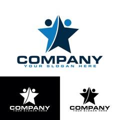 Company Success Business Logo