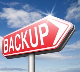 backup file