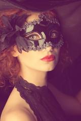 sensual mask