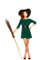 witch beautiful