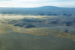 Aerial view of volcanic landscape - 71445297