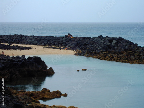 canvas print picture Lanzarote