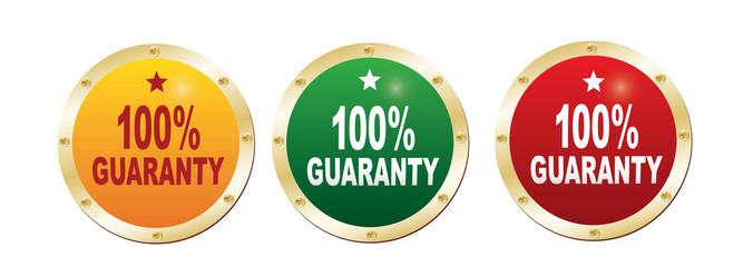 Labels - 100% guaranty.