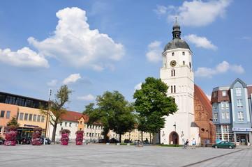 Paul-Gerhardt-Kirche in Lübben