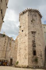 Tour et Vieille ville de Split