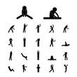 body exercise  icon