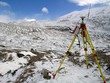 GPS  working on the glacier - 71451231