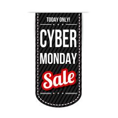 Cyber Monday banner design