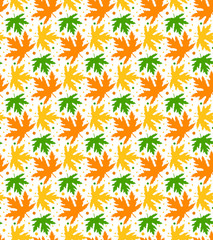 Autumnal pattern