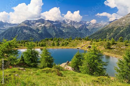Doss dei Gembri lake in Val di Pejo © Antonio Scarpi