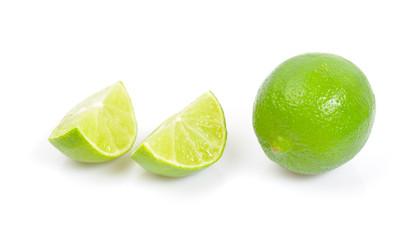 Citrus lime fruits