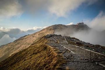 Kasprowy Wierch - West Tatra Mountains in Autumn - Poland