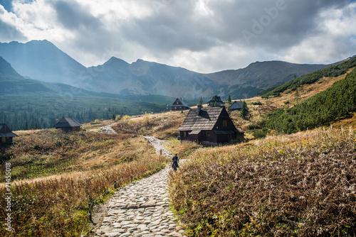 Hala Gasienicowa in Tatra Mountains