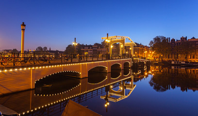 Amsterdam Holland Bridges