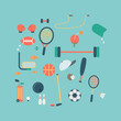 sport accessories icon
