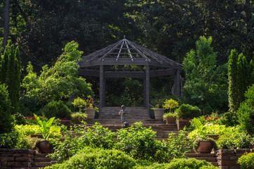 Pergola in Gardens