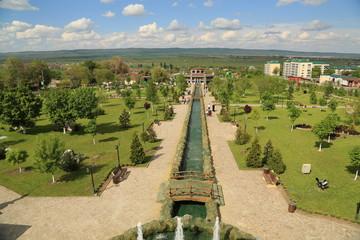 Парк отдыха в городе Грозный