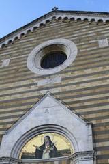 Montepulcciano Duomo, tuscany