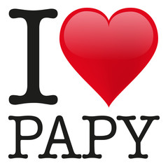 I love Papy