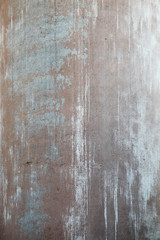 Colorful concrete wall, vertical background photo texture
