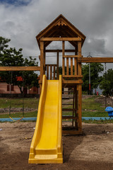 game from outdoors park in Nicaragua