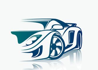 Süper spor otomobil