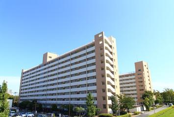 東京の公営住宅