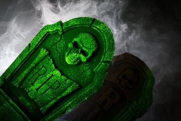 Spookey Grave Stone
