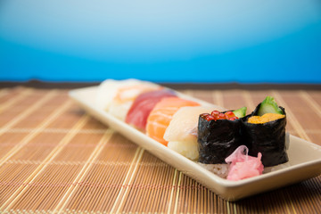 にぎり寿司
