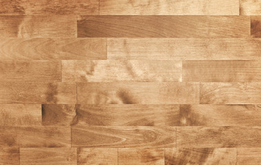 Shining wooden parquet. Detailed background photo texture