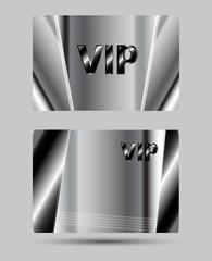 Silver VIP Club Card