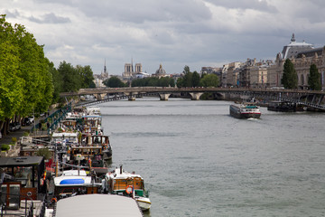 Seine River Paris - 04