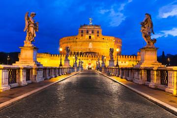 Castle Sant'Angelo, Rome, Italy